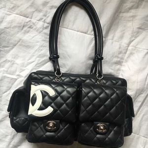 Chanel Cambon Reporter Bag Guaranteed Authentic